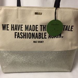 Disney Parks Kate spade ♠️ fairytale glitter purse